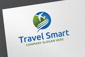 Travel Smart Logo
