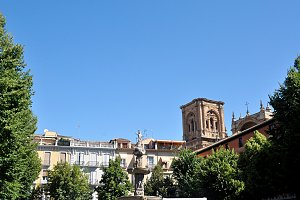 tower of Cathedral, Granada