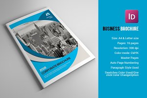 InDesign Business Brochure-V534