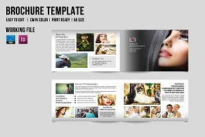 Photography Brochure Template-V535