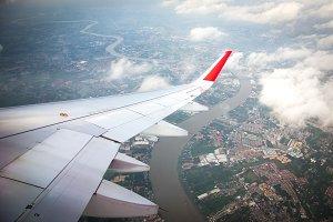 Aircraft wing