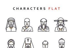 icons men religious
