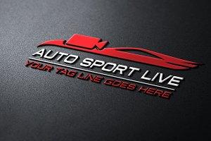 Autosport Live Logo