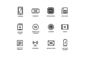 Mobile Device Components