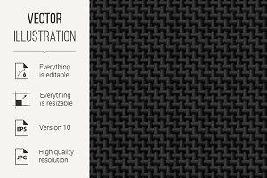 Black cloth texture