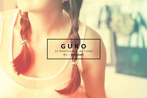 Guko - Photoshop Actions