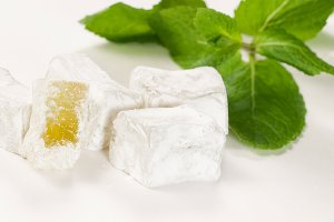 Lukum (Turkish Delight)