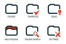 Apps Folder Icons