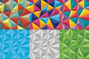 6 Abstract Seamless Background