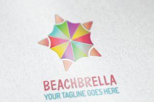 Beachbrella Logo