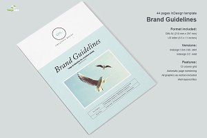 Brand Guidelines - 2 formats