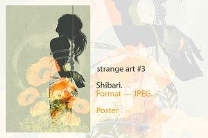 Strange art #3 - shibari