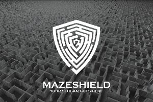 Maze Shield Logo