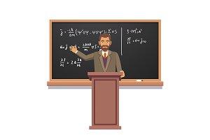 University professor
