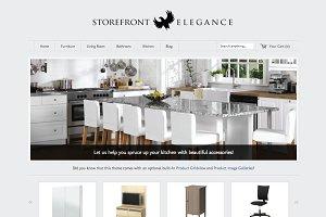 Elegance - WP eCommerce Theme!