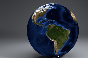 Earth Globe 10k