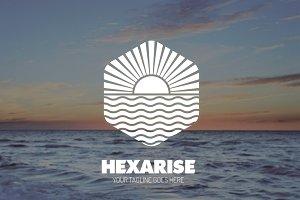Hexarise Logo
