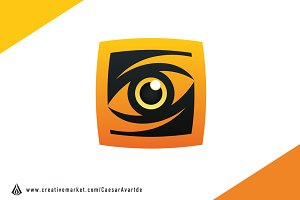 Wild Eye Logo Template