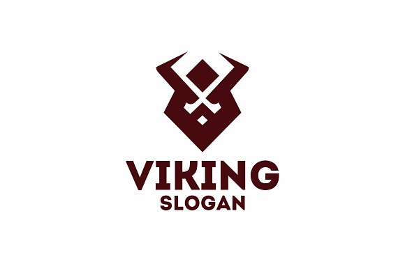 Viking  in Logo Templates - product preview 1