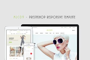 mlc09 - New Fashion PrestaShop Theme