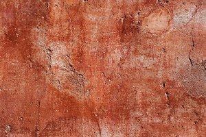Terracotta stucco Abstract