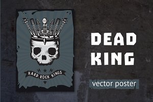 Dead King Poster
