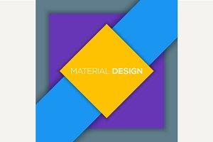 Modern material design