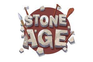 Stone age writing