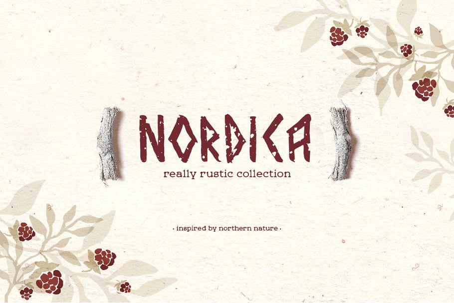 Nordica - Rustic Collection