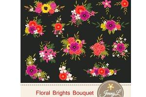 Floral Flower Bouquets