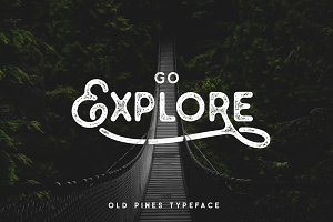 Old Pines Vintage Type - 20% OFF