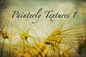 Painterly Textures 1