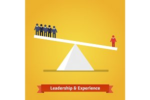 Leadership and experience