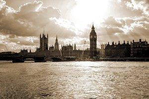Big Ben and Parliament London