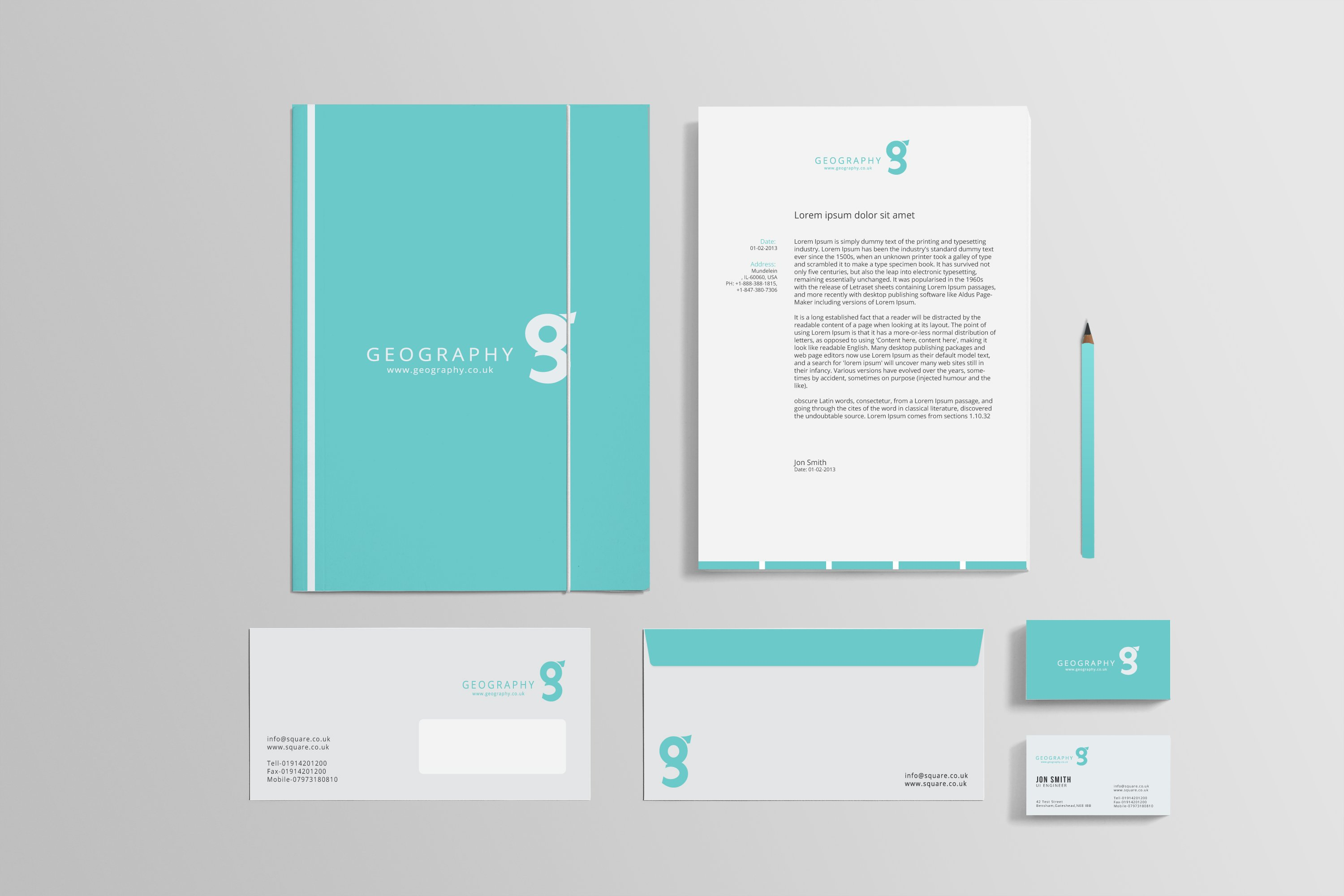 identity mock up design stationery templates creative market