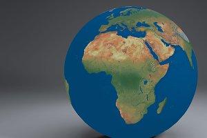 Earth Globe 16k