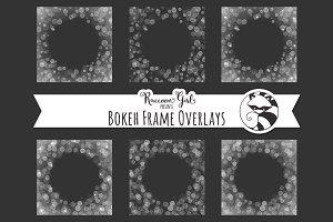 Bokeh Frame Overlays
