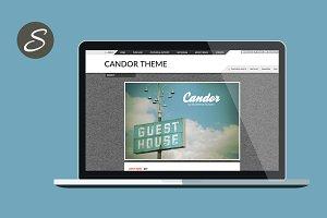 Candor Tumblr Theme