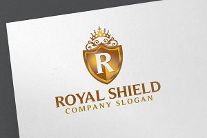 Royal Shield Logo