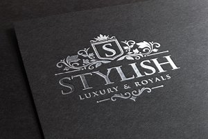Stylish Logo Template