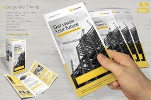 Tri-fold Corporate Vol. 5