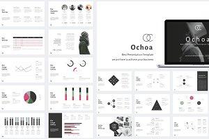Ochoa Minimal Powerpoint Template