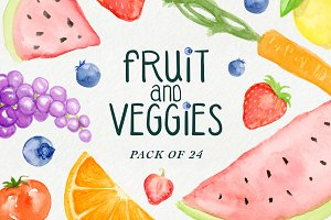 Fruit & Veggies Pack