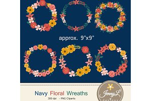 Wedding Flower Wreaths