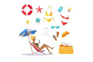 Accessories for Summer Holidays