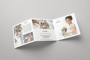 Trifold Photography Brochure-V538