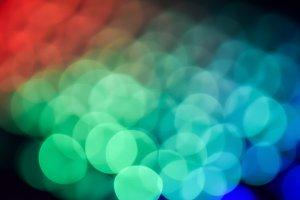 Red-green-blue lights