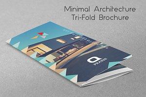 Architecture Tri-Fold Brochure
