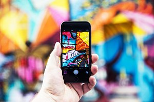 Street Art Photo Capture
