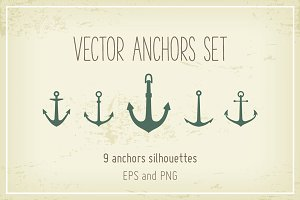 Vector anchors set